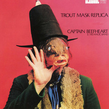 Captain Beefheart &amp; His Magic Band – <cite>Trout Mask Replica</cite> album art