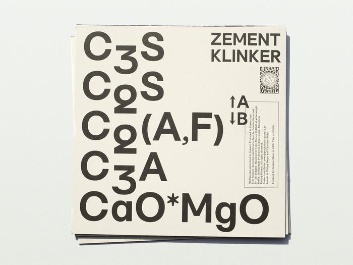 Klinker – Zement 1