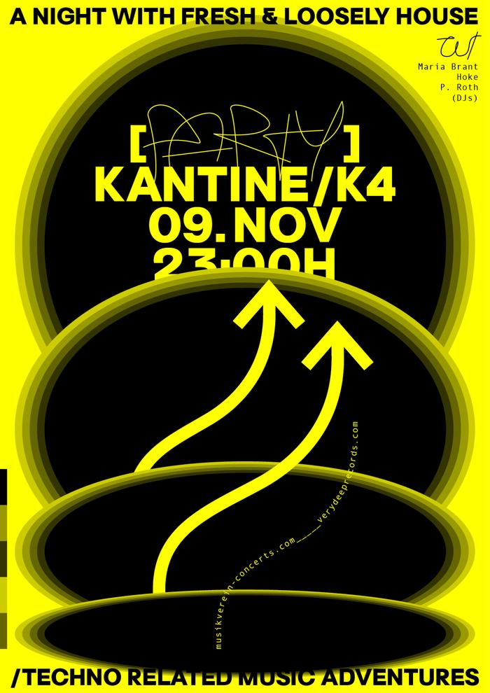 [PARTY] Kantine/K4 1