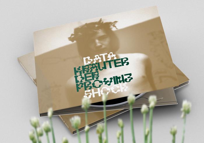Kräuter der Provinz digipack CD, front cover