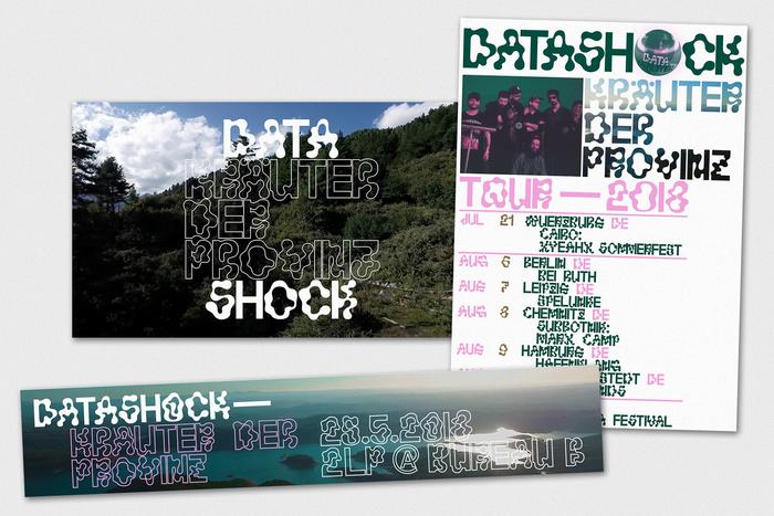 Kräuter der Provinz gatefold LP, front cover