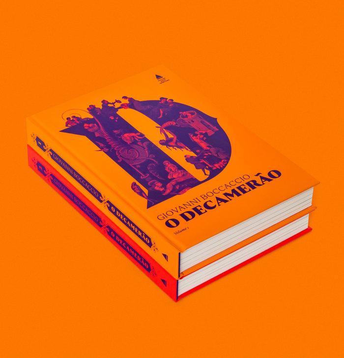 O Decamerão – Giovanni Boccaccio (Editora Nova Fronteira) 3