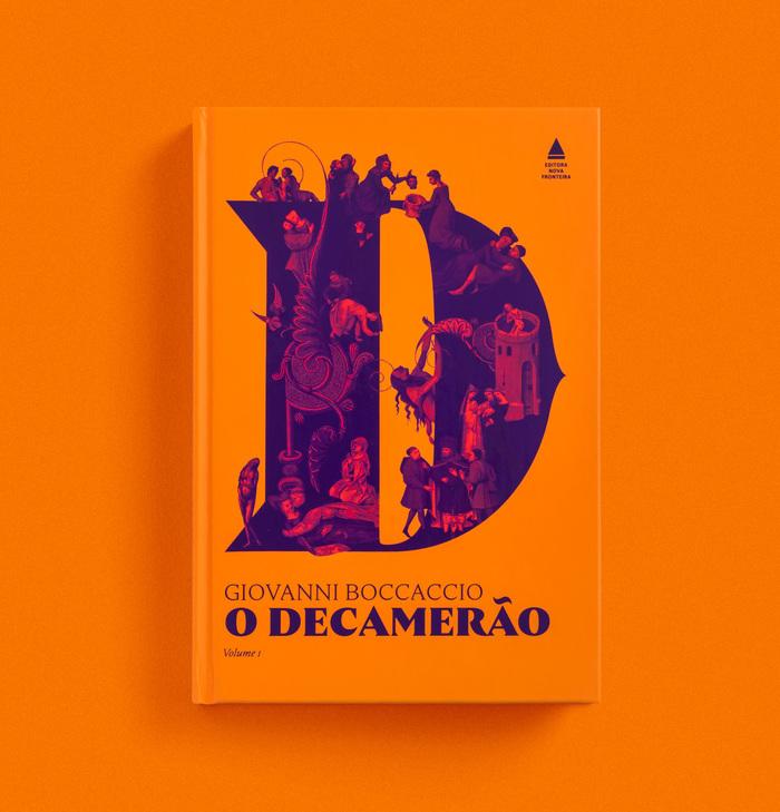O Decamerão – Giovanni Boccaccio (Editora Nova Fronteira) 4