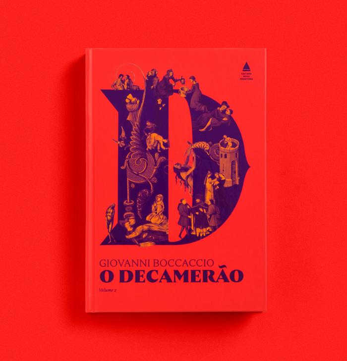 O Decamerão – Giovanni Boccaccio (Editora Nova Fronteira) 5