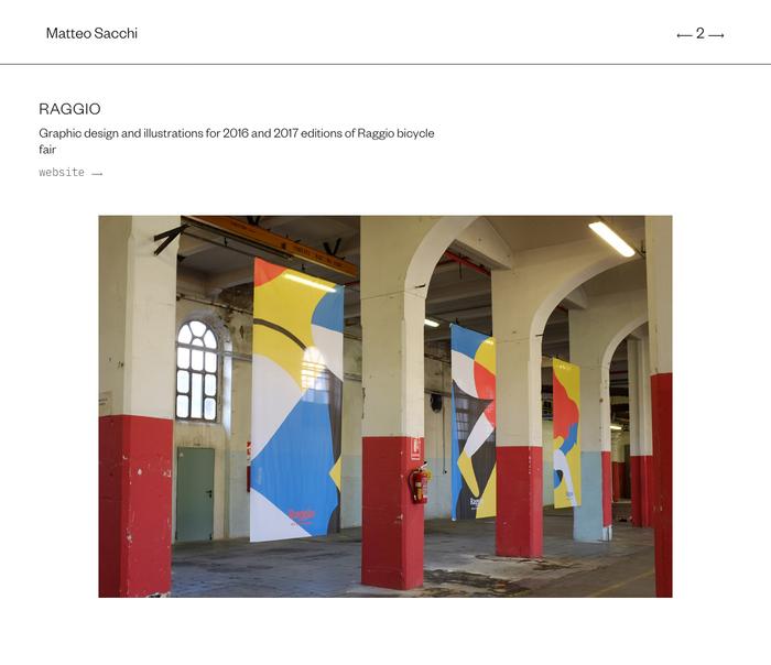 Matteo Sacchi portfolio 2