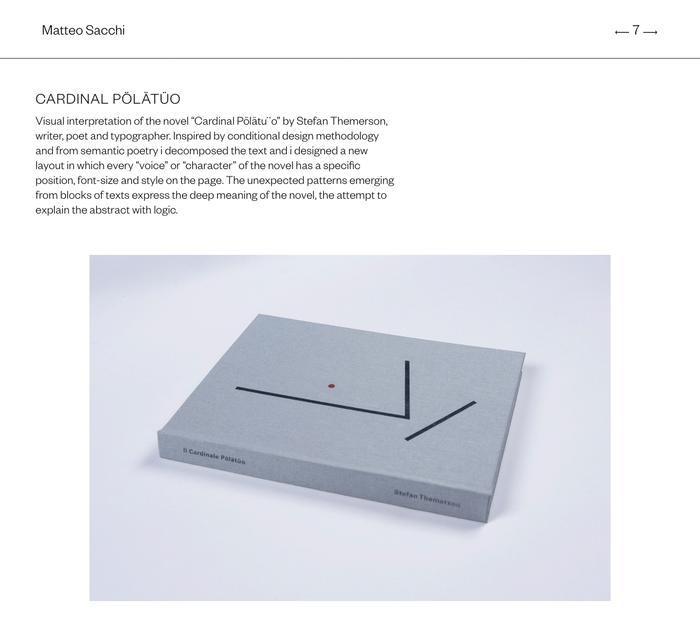 Matteo Sacchi portfolio 3