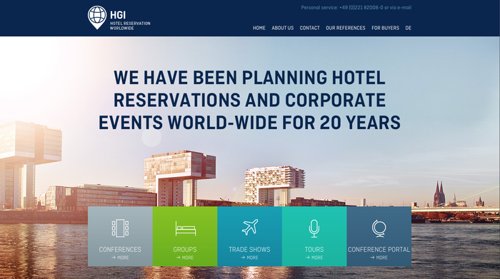 HGI – Hotel Reservation Worldwide 1