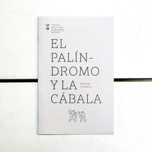 <cite>El palíndromo y la cábala</cite>