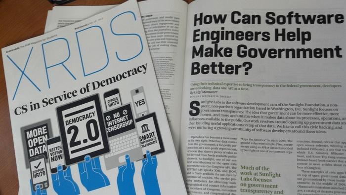 XRDS magazine (2010–) 10