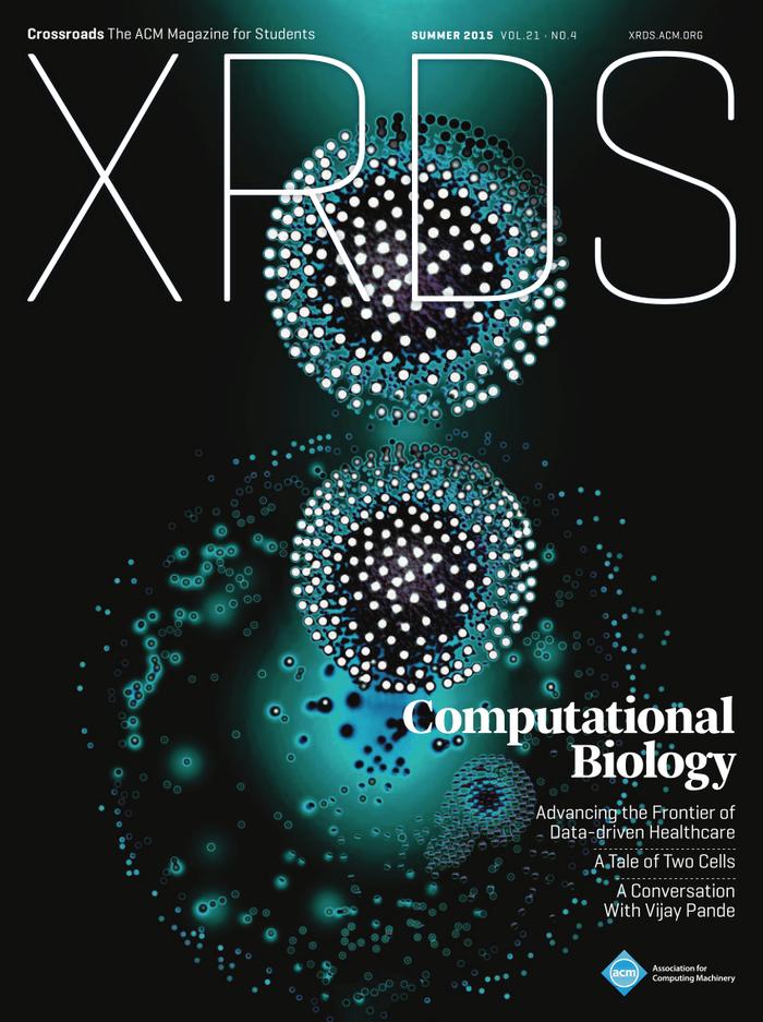 XRDS magazine (2010–) 8
