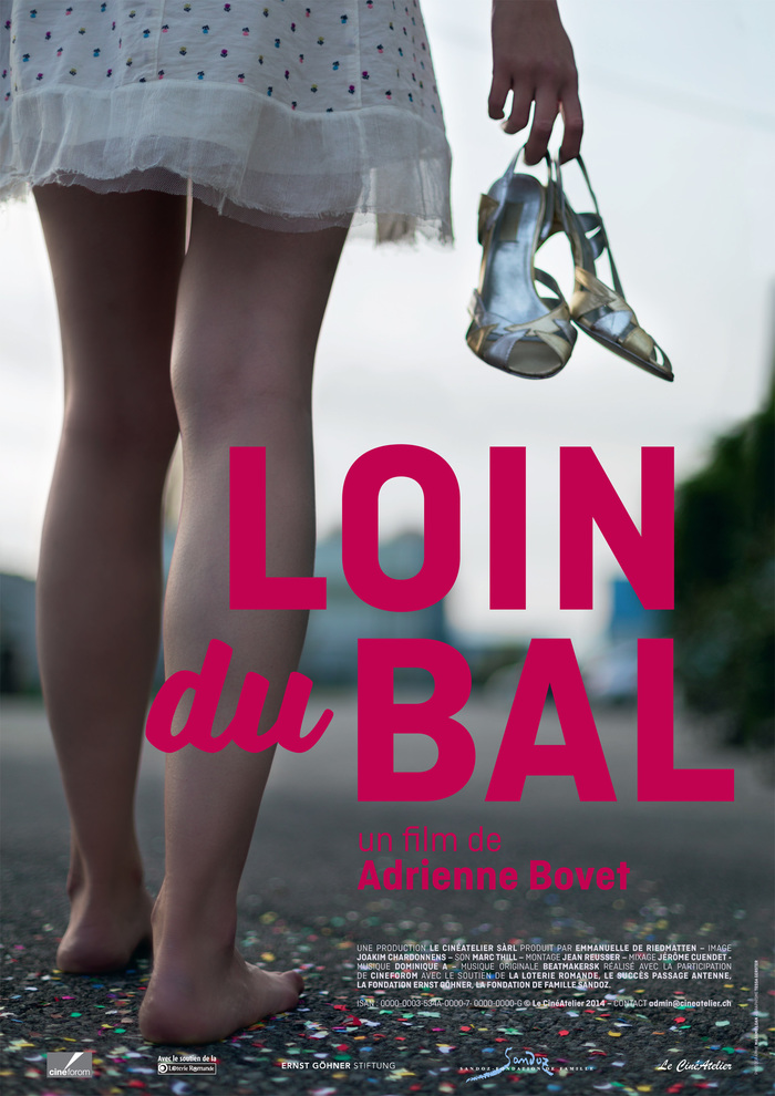 Loin du bal movie poster