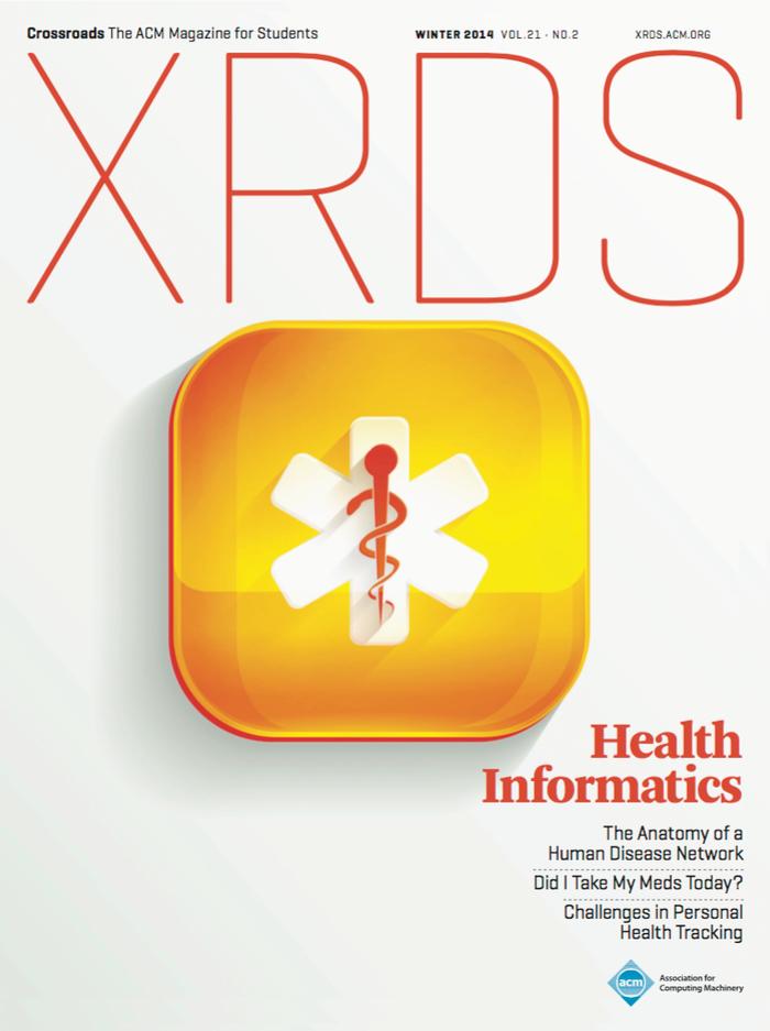 XRDS magazine (2010–) 4