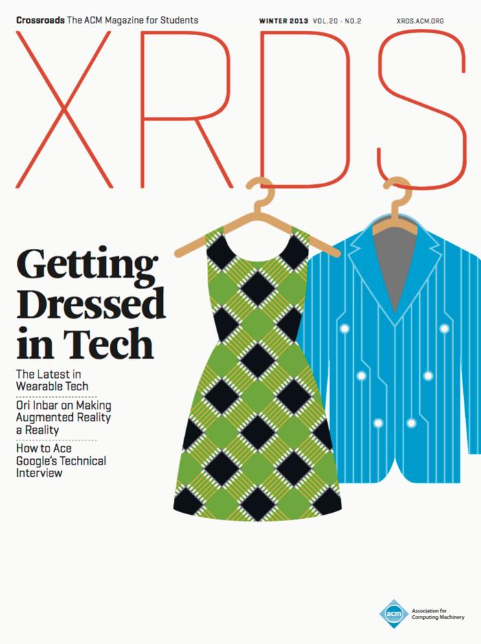 XRDS magazine (2010–) 6