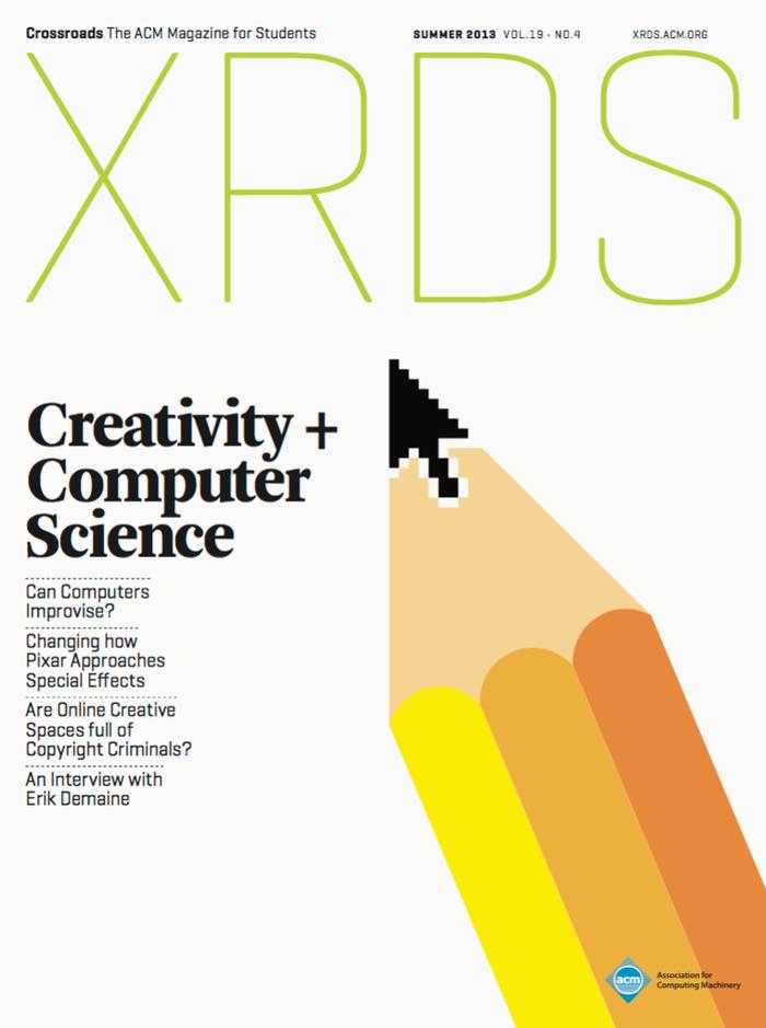 XRDS magazine (2010–) 9