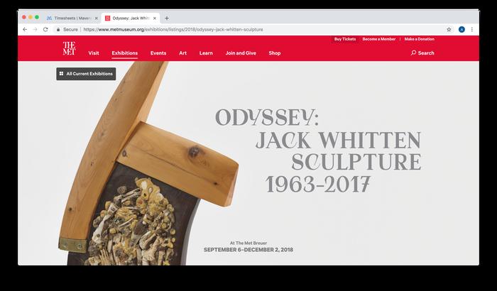 Odyssey: Jack Whitten Sculpture 1963–2017 4