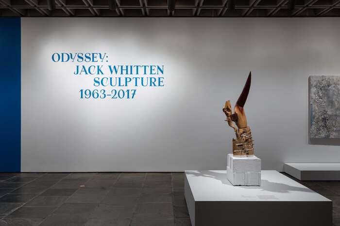 Odyssey: Jack Whitten Sculpture 1963–2017 1