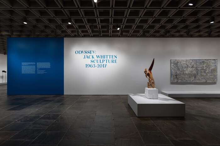Odyssey: Jack Whitten Sculpture 1963–2017 3