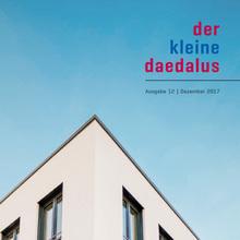 <cite>Der kleine daedalus</cite>, No. 12, 2017
