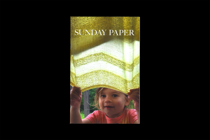 Sunday Paper, Issue 05 1