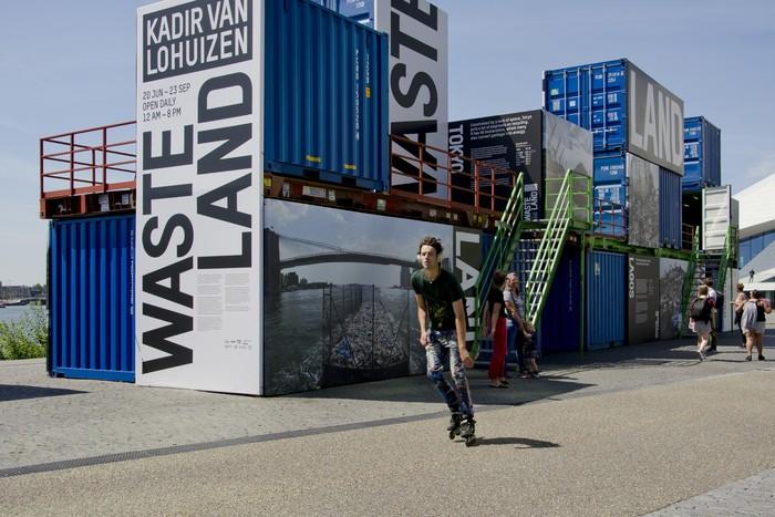 Wasteland exhibition – Kadir van Lohuizen 1