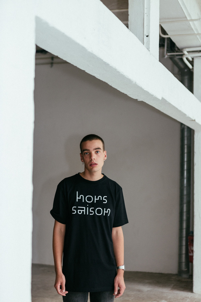 """hors saison"" T-shirt for Phenüm 2"