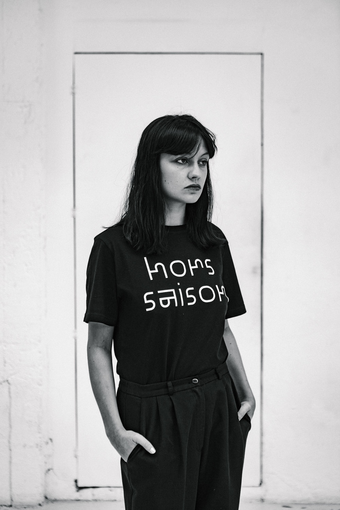 """hors saison"" T-shirt for Phenüm 4"