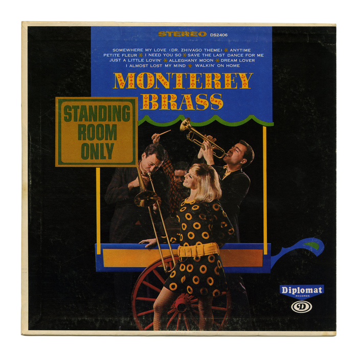Standing Room Only – The Monterey Brass