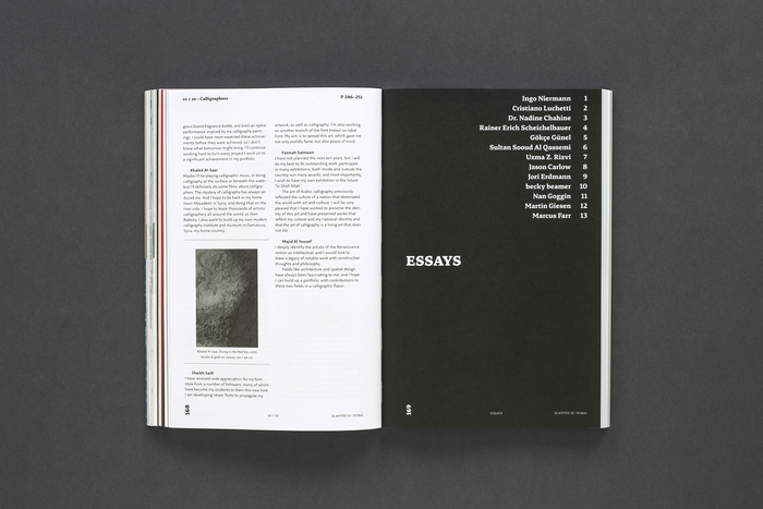 Slanted magazine #32 – Dubai 7