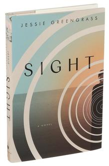 <cite>Sight</cite> by Jessie Greengrass