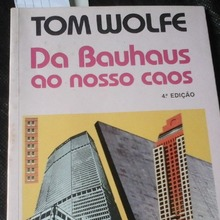<cite>Da Bauhaus ao nosso caos</cite>