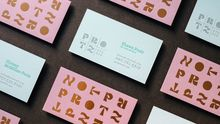 Protz Studio business cards