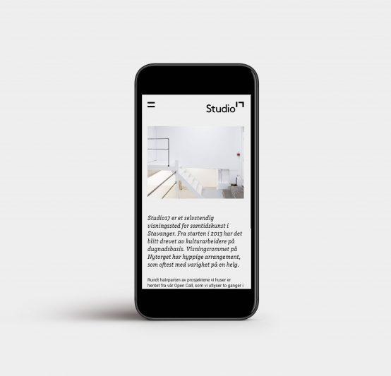 Studio17 website and identity (2018) 5
