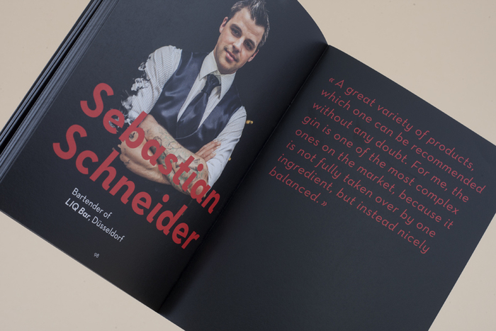 From Paris to Berlin. The German Cocktail Book 2
