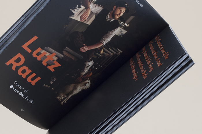 From Paris to Berlin. The German Cocktail Book 3