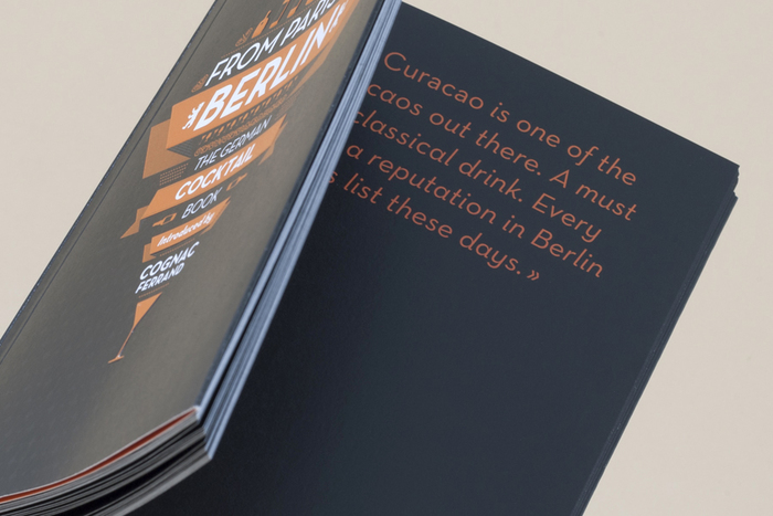 From Paris to Berlin. The German Cocktail Book 7