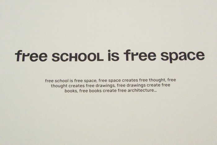 Free School is Free Space 2