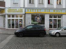 Cutman Friseur, Berlin
