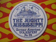 The Mighty Mississippi, German-American Volksfest No. 23