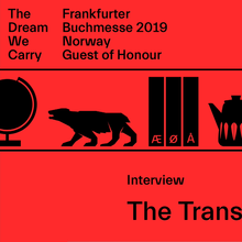 The Dream We Carry / Norway 2019 website