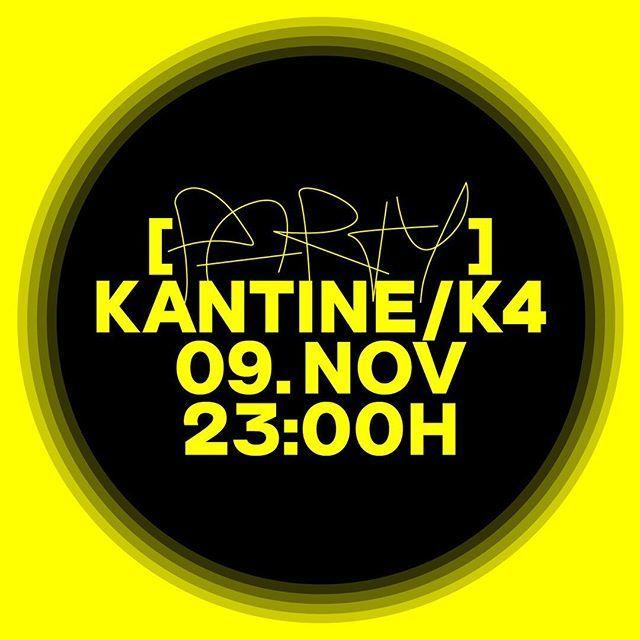 [PARTY] Kantine/K4 3
