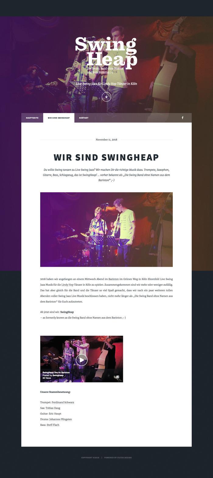 SwingHeap 2