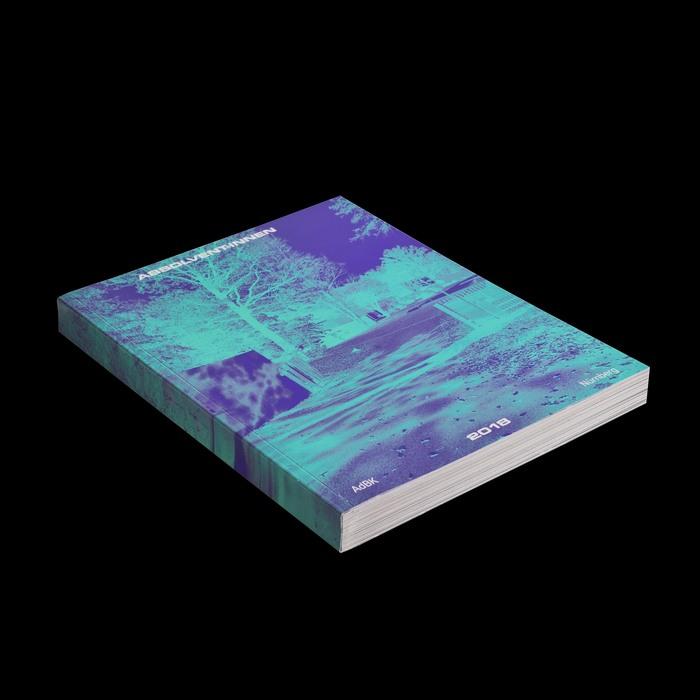 Absolvent*Innen 2018 catalog, AdBK Nürnberg 1