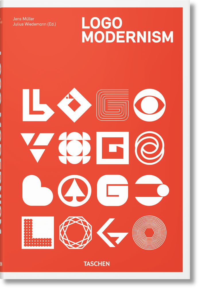 Logo Modernism (Taschen) 1
