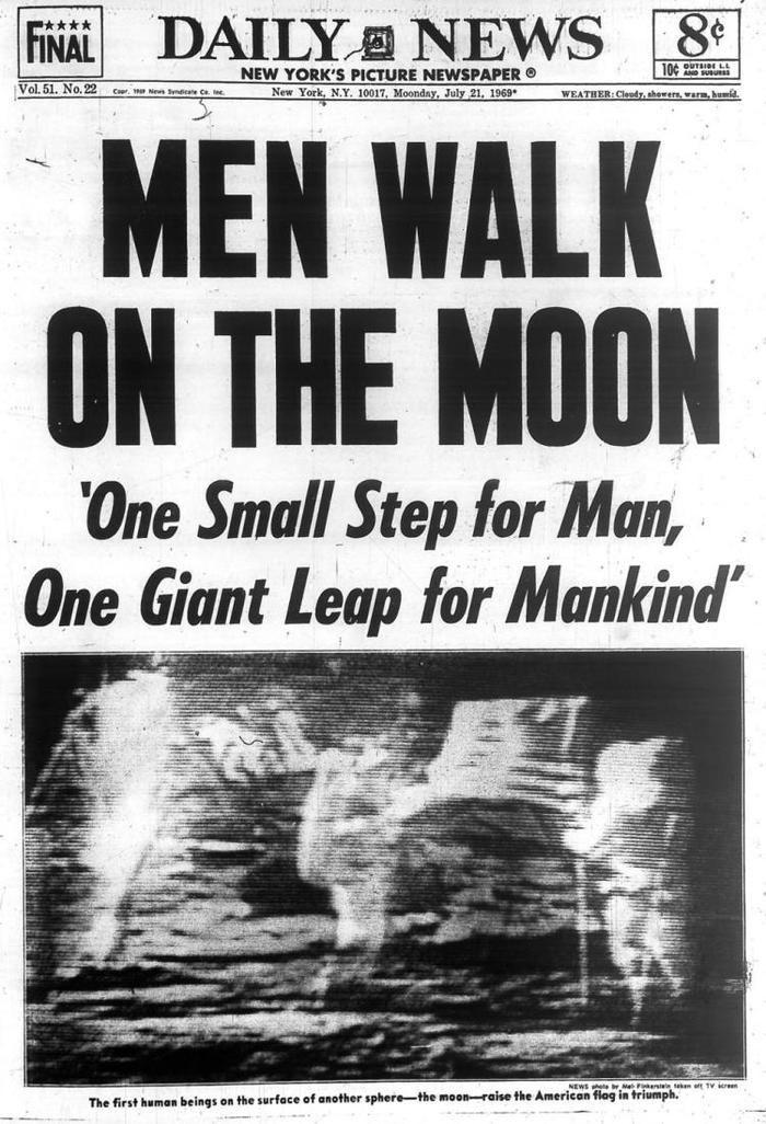 From Moonday, July, 21, 1969 (Did I work here in a past life?!)