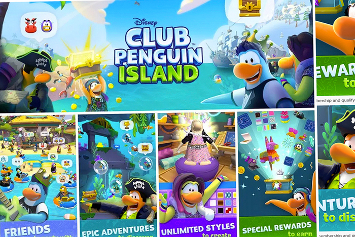 Club Penguin Island 2