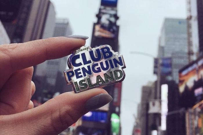 Club Penguin Island 4