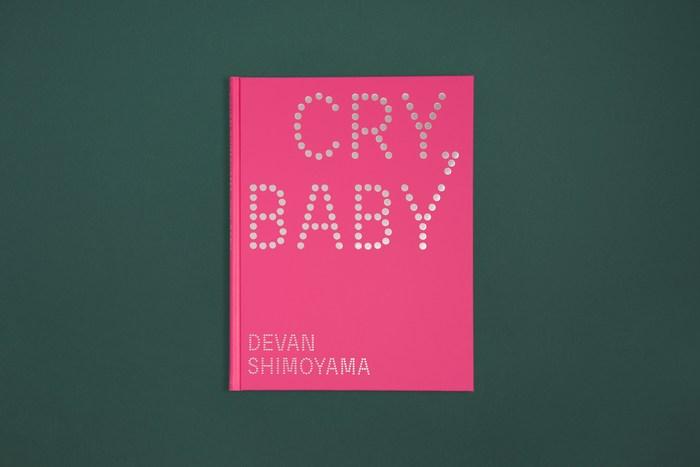 Cry, Baby. Devan Shimoyama catalog 1
