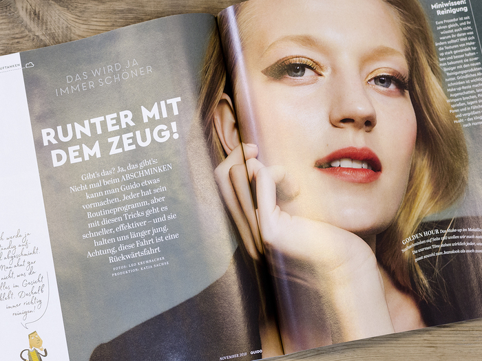 Guido magazine, first issue 14