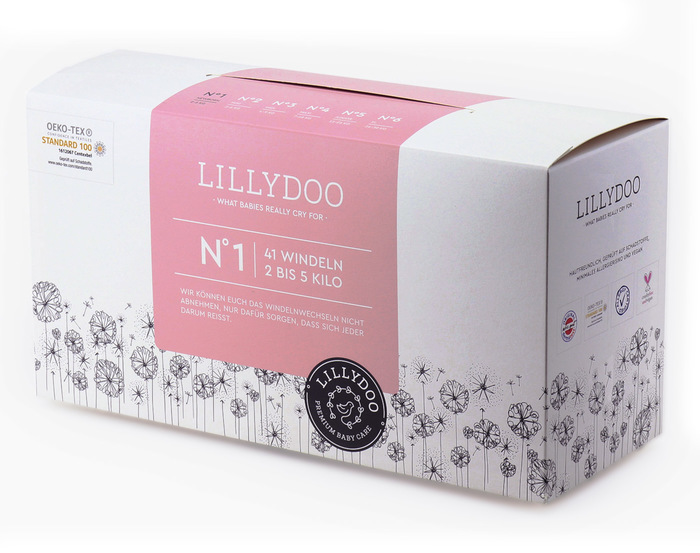 Lillydoo diapers 3