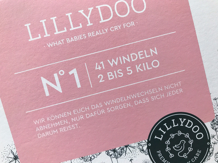 Lillydoo diapers 4